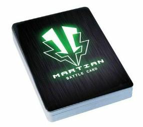 Deadzone: Martian Card Deck