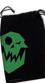 Warhammer 40,000 Dice Bag: Ork