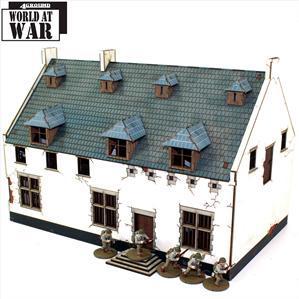 28mm Terrain: Farmhouse