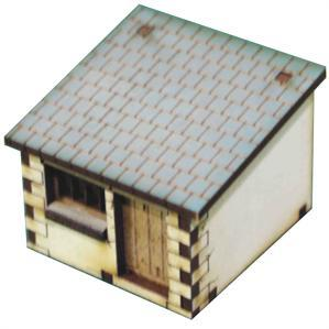 15mm Terrain: Dairy/Lean to 2 (Blue)