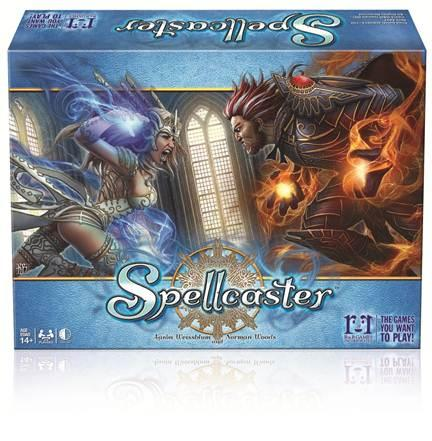 SpellCaster: Core Game