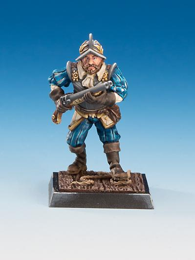 Freebooter Miniatures: Perro Rastreador