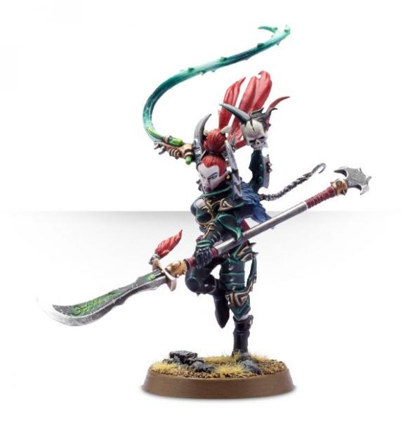 Shadow War: Dark Eldar Succubus [KILL TEAM]