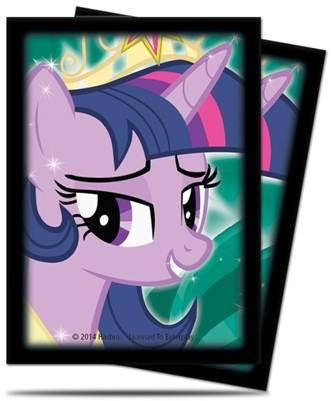 My Little Pony CCG (MLP): Twilight Sparkle Deck Protectors (65 Sleeves)