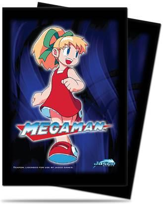Megaman: Roll Deck Protectors (50 Sleeves)