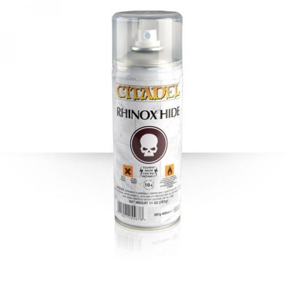 Citadel Spray Primer: Rhinox Hide