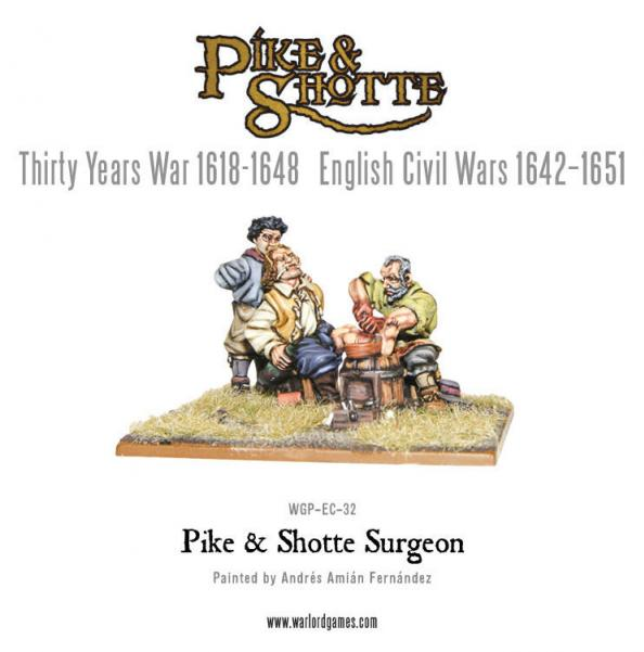 28mm Pike & Shotte -  Surgeon
