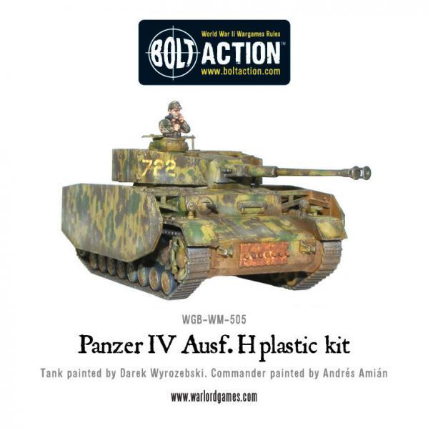 (German) Panzer IV Ausf. H