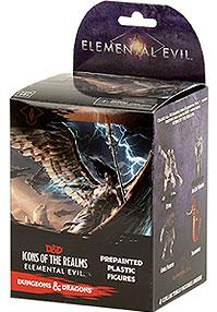 D&D Miniatures: Elemental Evil Booster Pack