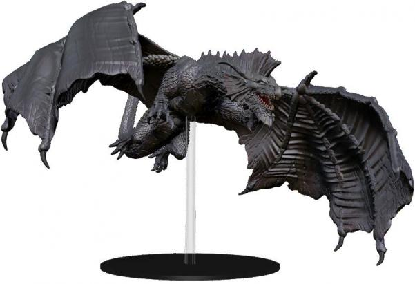 D&D Miniatures: Silver Dragon