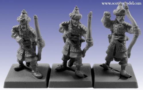 Grendel Metal Figures: Southern Archer I