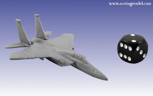 6mm Modern - American: F-15 Eagle