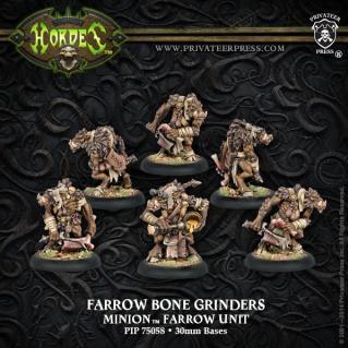 Hordes: (Minions) Farrow Bone Grinders