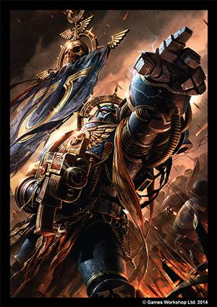 GameWorkshop Art Sleeves: Space Marines (50)