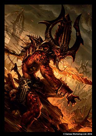 GameWorkshop Art Sleeves: Chaos Daemons (50)