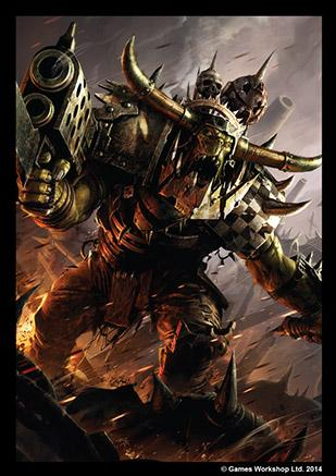 GameWorkshop Art Sleeves: Orks (50)