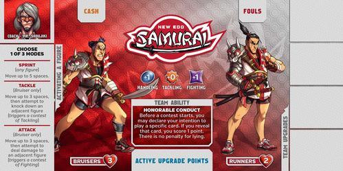 Kaos Ball: Edo Samurai Expansion