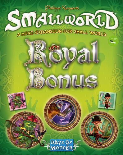 Small World Expansion: Royal Bonus Expansion
