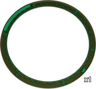 Hordes: 5'' Area of Effect Ring Marker (1)