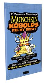 Munchkin: Kobolds Ate My Baby! (Booster Pack)