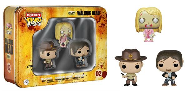 Pocket Pop! Tin: The Walking Dead