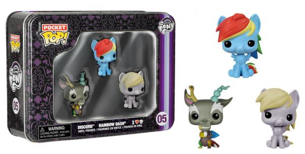 Pocket Pop! Tin: My Little Pony (MLP)