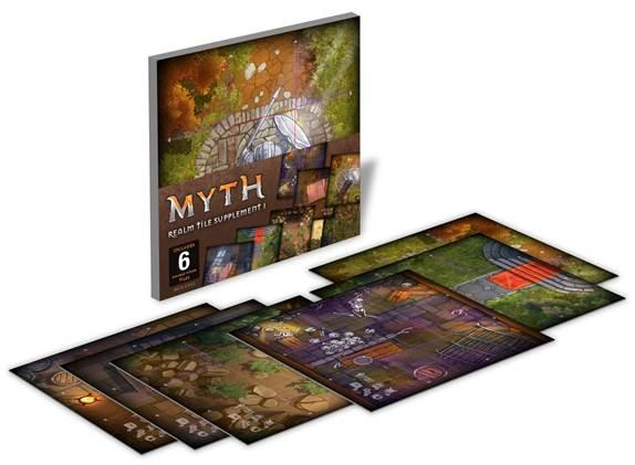 Myth: Realm Tiles Supplement