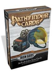 (Item Cards) Iron Gods Adventure Path Deck