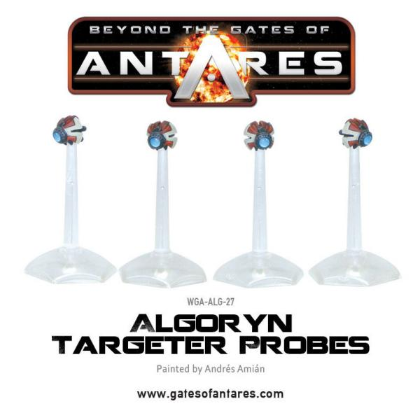 Beyond The Gates Of Antares: (Algoryn) Targeter Probes [Blister]