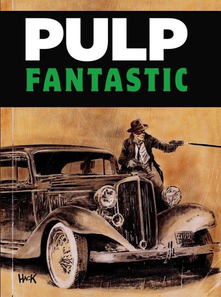 Pulp Fantastic (Hardcover)