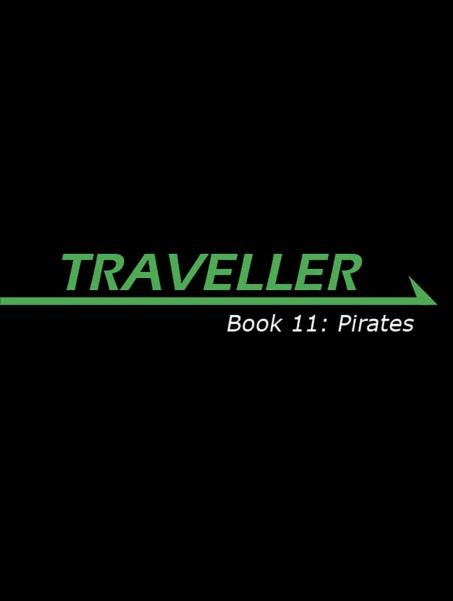 Traveller RPG: Pirates (Book 11)