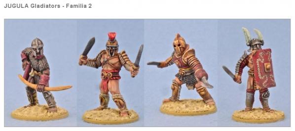 (Gladiators) Familia #2