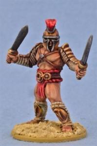 (Gladiators) Dimachaerius