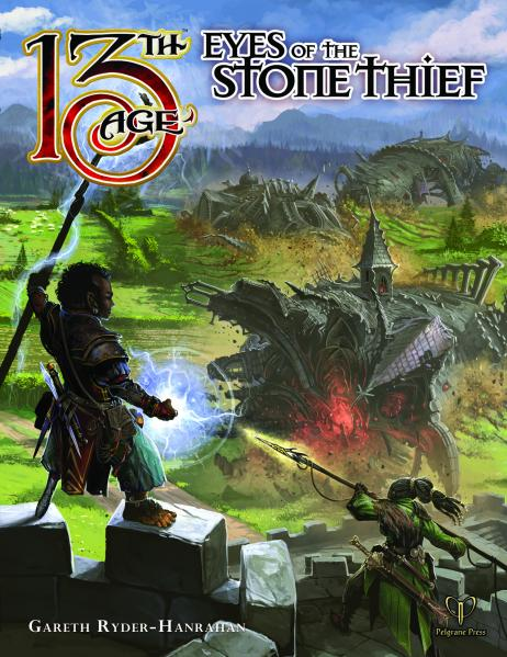 13th Age: Eyes of the Stone Thief (HC)