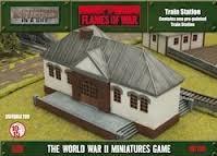 Battlefield In A Box: Train Station (Box)