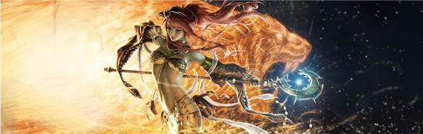 Art Table Mat:  Song of Flame and Fury (8 ft)
