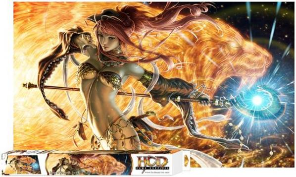 Gaming Accessories: Song of Flame and Fury Play Mat