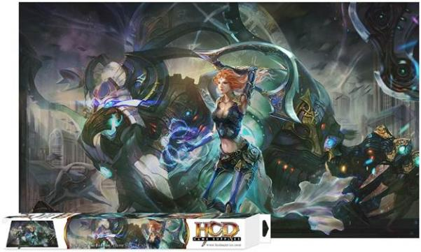 Gaming Accessories: Calling of the Eidolon Play Mat