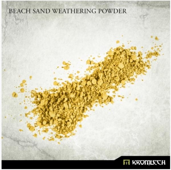 Kromlech Accessories: Beach Sand Weathering Powder