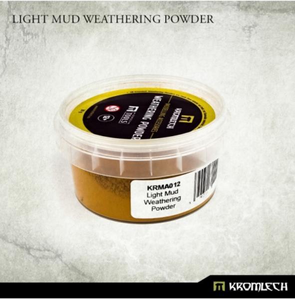 Kromlech Accessories: Light Mud Weathering Powder (30g)