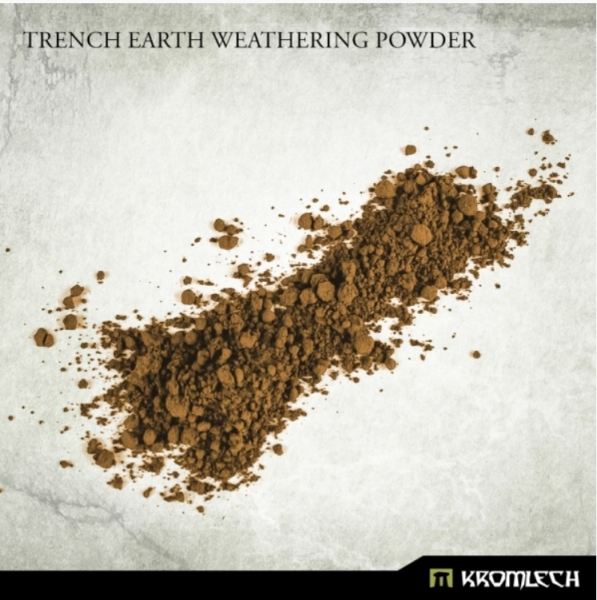 Kromlech Accessories: Trench Earth Weathering Powder