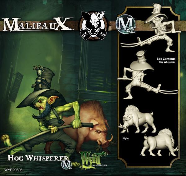 (The Gremlins) Hog Whisperer