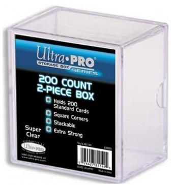 Ultra-Pro: 200 Count 2-Piece Box