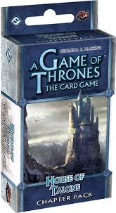A Game of Thrones LCG: A House of Talons Chapter Pack