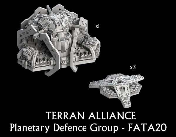 (Terran Alliance) Planetary Defence Group