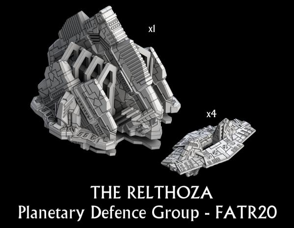 (The Relthoza) Planetary Defense Group