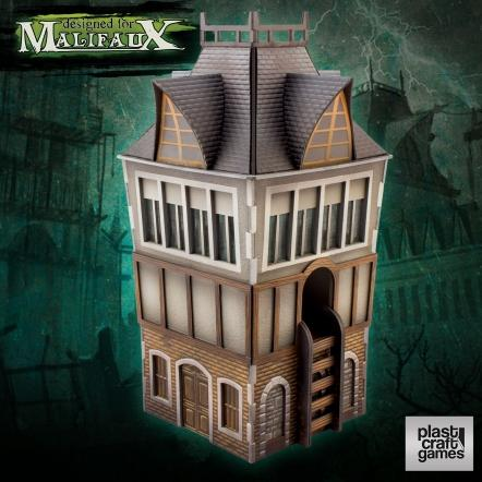 Malifaux: (Terrain) The Tower