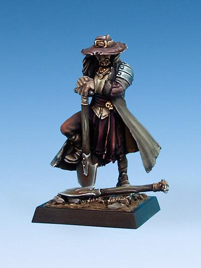 Freebooter's Fate: El Enterrador, the gravedigger of Longfall