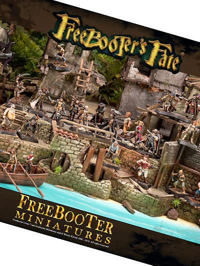 Freebooter's Fate: Pirates Poster