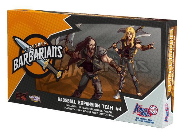 Kaos Ball: Samaria Barbarians